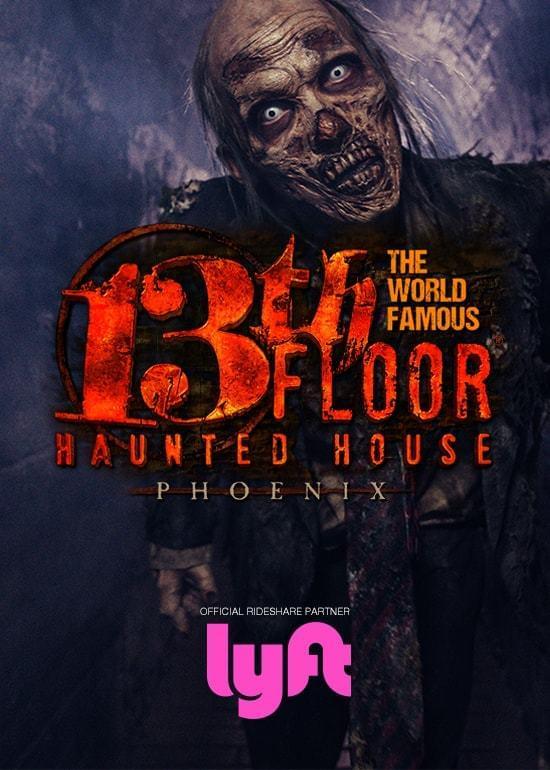 13th Floor Phoenix 10 28 Tickets At 13th Floor Haunted
