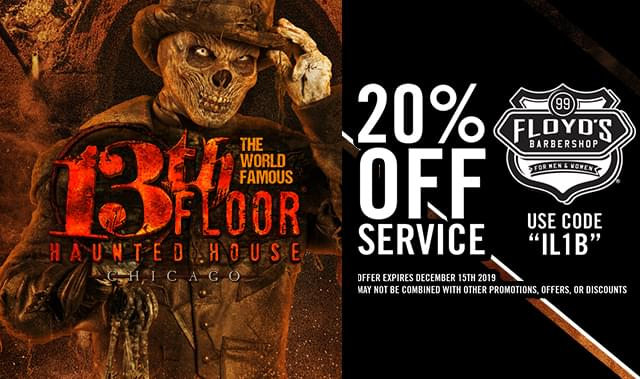 Tickets at 13th Floor Haunted House