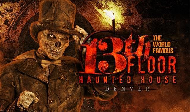 13th Floor Denver: 10/27 Tickets at