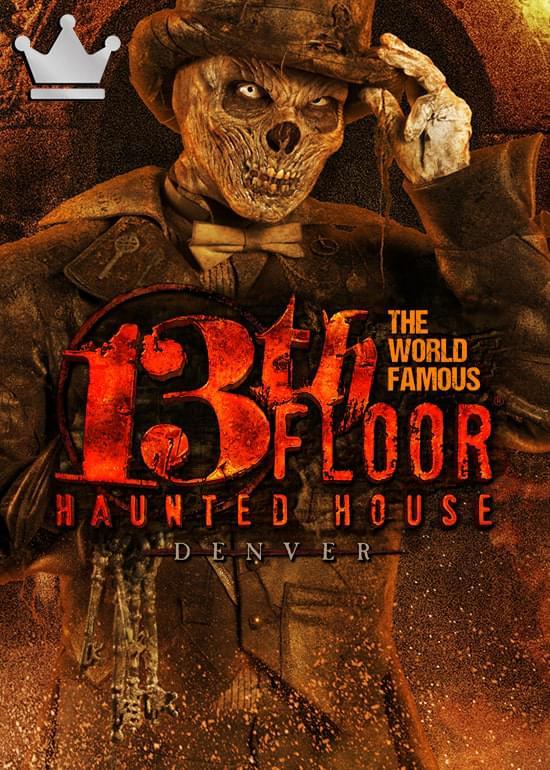 13TH FLOOR DENVER- PLATINUM VIP Tickets