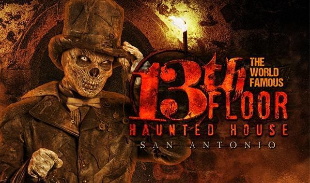 13th Floor San Antonio: 9/29 Tickets at