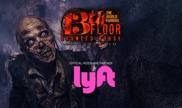 13th Floor San Antonio: 10/28 Tickets