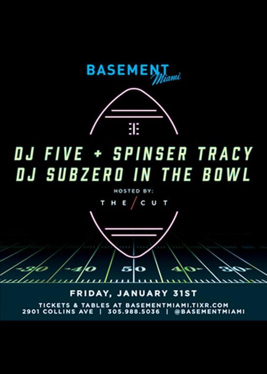 Event at Basemet Miami Beach